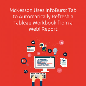 McKesson InfoBurst Case Study Graphic